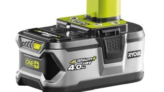 Lithium+ 4.0 Ah batteri