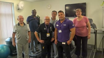 Stroke Association and Humberside Fire and Rescue Service join forces to help prevent stroke