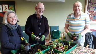 Wellbeing Gardens - National Gardening Week