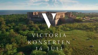 Victoriakonserten genomförs utan publik
