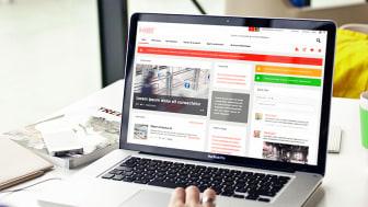 SharePoint-intranät till ITAB