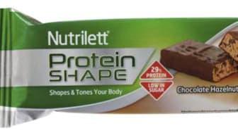 Kiinteyttä proteiinin avulla