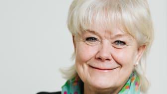 Helen Persson, chef medlemsverksamheten på KfS
