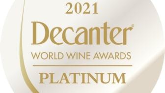 Schloss Johaninnisberg Riesling Silberlack 2019 vinner platinum vid Decanter World Wine Awards!