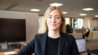 Anna Karlsson. Foto: AddMobile AB.