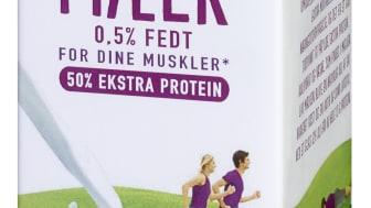 Arla Cultura Mælk med ekstra protein