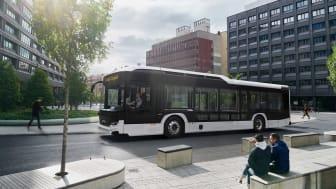 Scania har nu tilføjet en ny, højteknologisk elektrisk bus til busprogrammet