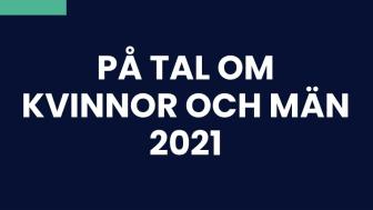 Ny statistik visar att jämställdheten i Värmland långsamt blir bättre