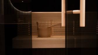 Hyvin suunniteltu kotikylpylä kellarikerroksessa - Panostus hyvinvointiin osoittautui kodin lisäarvoa tuottavaksi investoinniksi