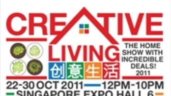 Creative Living 2011 @ Singapore EXPO Featuring Evorich Flooring Group