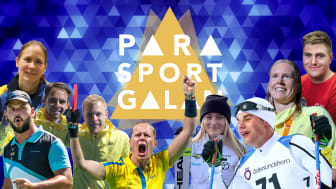 Parasporten firar med jubileumsgala