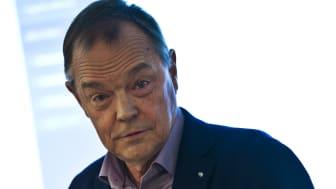 Örjan Wikforss, professor emeritus i projektkommunikation