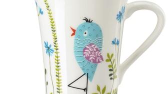 "The colourful ""Birdies"" awaken the mood for spring"