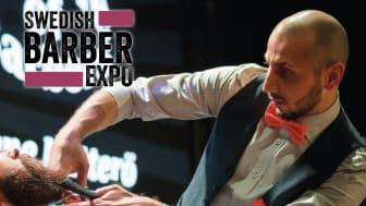 Ali Jawad tävlar för Malmö i Swedish Barber Expo Barber Battle 2017