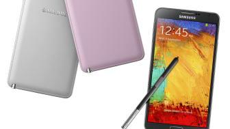 Galaxy Note 3 gruppbild