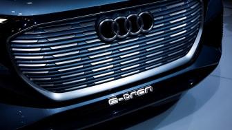 Audi viser fokus på miljøet ved årets pressekonference