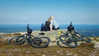 SkiStar cykel sommar