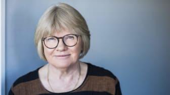 Elisabeth Wallenius, Ordförande Funktionsrätt Sverige. Foto; Linnea Bengtsson
