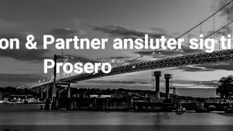 Samuelsson & Partner AB - har blivit en del av Prosero, som är ett av nordens ledande säkerhetsföretag