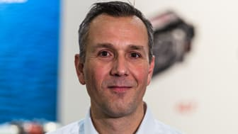 Sander Gesink has been appointed the new Marketing Director for VETUS, Smartgyro and Flexofold