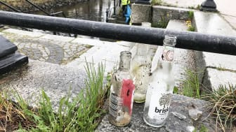 Gästrike återvinnares miljöpedagoger besöker våra fem medlemskommuner för att uppmärksamma nedskräpningens konsekvenser men framförallt att inspirera och ge tips för minskad nedskräpning.