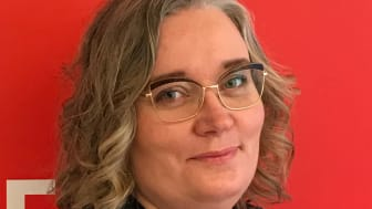 Inköpschef Johanna- Maria Johansson på AQ-plast deltar på matchmakingen under Elmia Subcontractor Connect 2020