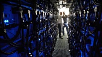 Corvus Energy underskriver serviceaftale for verdens største hybridflåde