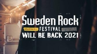 Sweden Rock Festival 2020 ställs in