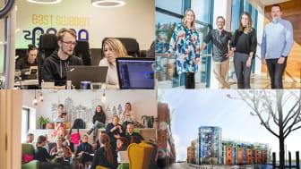 Nya medlemmar: East Sweden Game, Go Business, High Coast Creative och NetPort