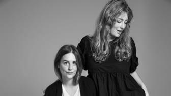 Sofia Wood och Elsa Billgren