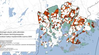 Helsingin kaupungille laadittu maalämpöselvitys antaa tukea hiilineutraalisuustavoitteiden saavuttamiseen.