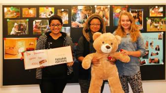 Putzen für Bärenherz: Schüler der Petrischule Leipzig engagieren sich für das Kinderhospiz