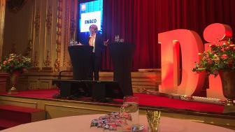 ENACO sponsor på DI Datacenter på Grand Hotel Stockholm