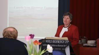 Över 60 diplomater från 29 länder på tebjudning om World Bioenergy 2008