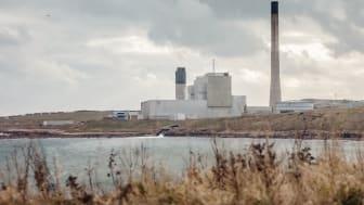 Peterhead Gaskraftwerk