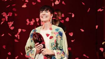 Talentprismodtager: koreograf Gunilla Lind