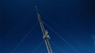 Cibicom radio/tv mast
