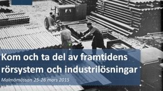 Välkommen till Dahl Industri på Malmömässan den 25–26 mars