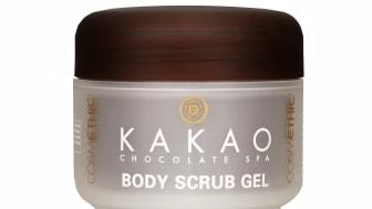 Kakao Chocolate Spa Body Scrub Gel