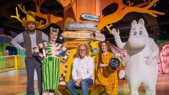 Äntligen sommarpremiär på Funnys Äventyr i Malmö - Sveriges senaste kulturhus för hela familjen!
