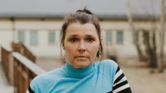 Skådespelaren Aja Rodas