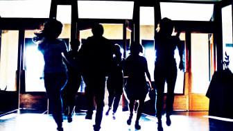 Mitwirkende der Initiative ‹Spielraum› (im Westen des Goetheanum) (Foto: Oliver Czak)
