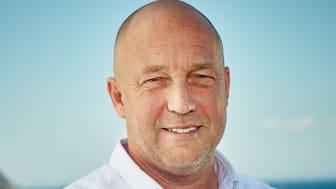 Pär Gustafsson, avdelningschef Avloppsrening NSVA