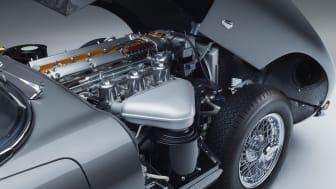 09 E-TYPE FHC engine 01