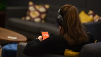Telenor inngår samarbeid med VG for å gjøre nyheter lettere tilgjengelig blant unge. Foto: Martin Fjellanger