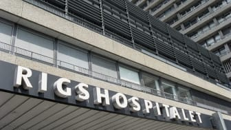 Rigshospitalet, Hovedindgang