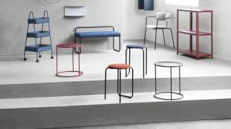 Småmöblerna blir trendsättare hos JYSK