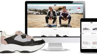 Scorettgruppen lanserar e-handel för konceptet Sneakers Corner