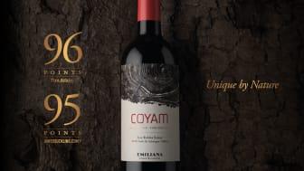 Ännu en prisad årgång av Coyam