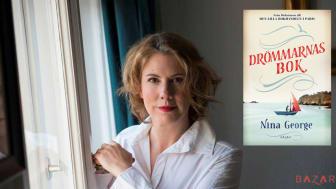 Ny roman från Nina George - Drömmarnas bok kommer i augusti!